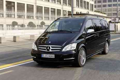 Europe Shuttle - Private Departure Transfer Central London to Stansted Airport in a Luxury Van - Save 0%