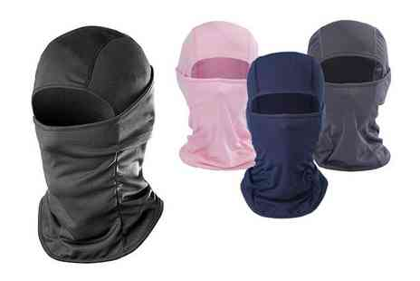 ViVo Technologies - Full face balaclava choose from four colours - Save 20%