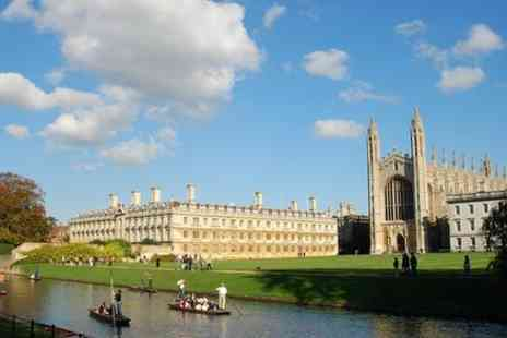 European Tours - Private Chauffeured Minivan Tour to Cambridge from London - Save 0%