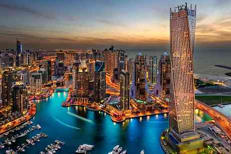 Wyndham Dubai Marina - Four Star Contemporary Suite Stay in Vibrant City for two - Save 29%