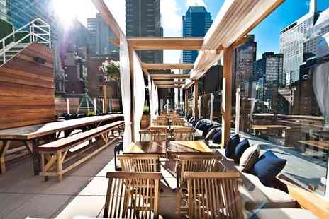 Sanctuary Hotel New York - Four Star Trendy Lifestyle Boutique in Manhattan - Save 60%