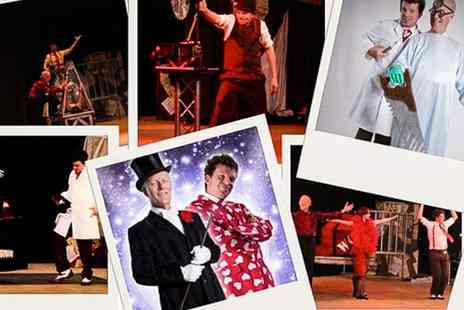 Surrey Heath Borough Council - Magic on Tour A Magical Experience for the Whole Family - Save 31%