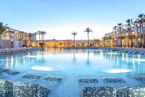 Hays Travel - Five star All inclusive spring holiday with flights - Save 0%
