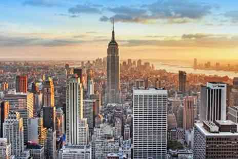 Hays Travel - New York City and Las Vegas twin holiday including flights - Save 0%