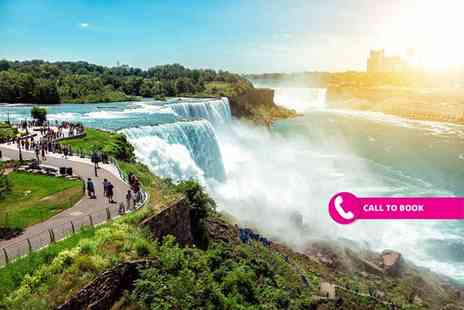 Viva Cruise - 13 nights trip with stays in Niagara Falls and New York and an Eastern Caribbean cruise - Save 30%
