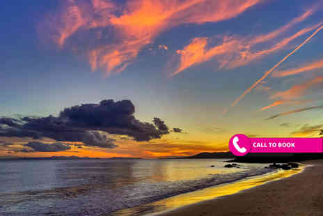 Blue Sea Holidays - Four nights all inclusive Lanzarote holiday with return flights - Save 44%