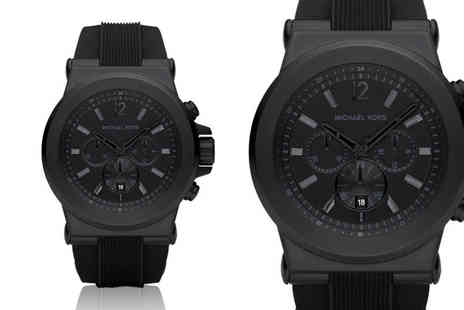 Best Watch Company - Mens Michael Kors Dylan chronograph watch - Save 59%