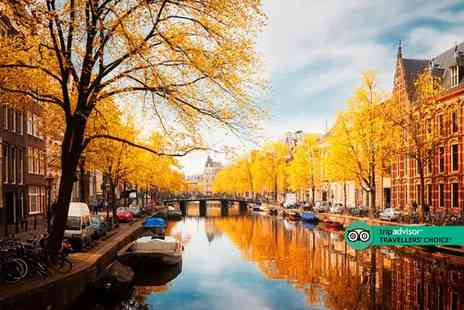 Bargain Late Holidays - Five Star Two nights Amsterdam city break in a superior room with breakfast and return flights - Save 22%