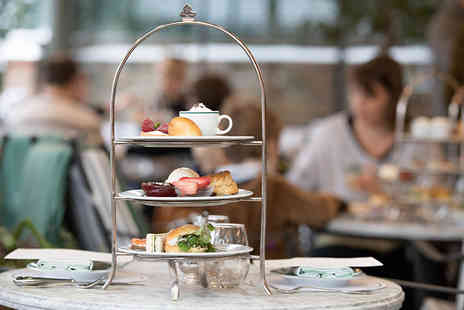 Darwins Townhouse - Afternoon tea for two people or glass of Prosecco or gin cocktail - Save 34%