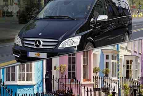 Europe Shuttle - Private Minivan Arrival Transfer London Gatwick Airport to Central London - Save 0%