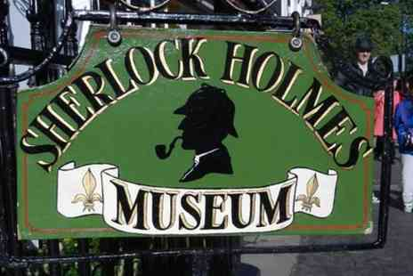 London top sight tours - Sherlock Holmes Museum Ticket and See 20 London Top Sights Walking Tour - Save 0%