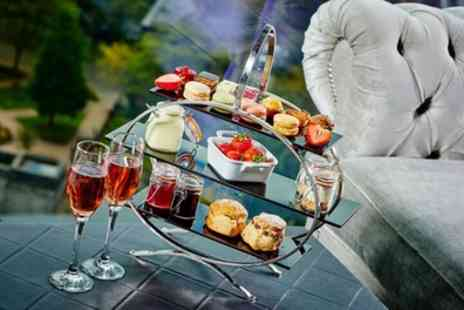 Marco Pierre White Steakhouse - Afternoon Tea with Champagne or Bellini for Two or Four - Save 35%