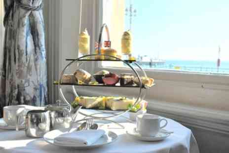 The Old Ship Hotel - Winter Afternoon Tea with Cocktail for Two or Four - Save 44%
