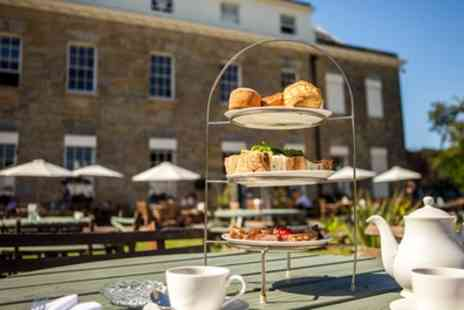 Stanmer House - Traditional Afternoon Tea for Two with Optional Glass of Prosecco or Mulled Wine - Save 44%