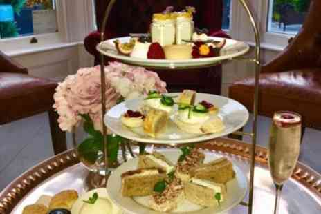 Llwyn Country House - Classic or Sparkling Afternoon Tea for Up to Four - Save 36%