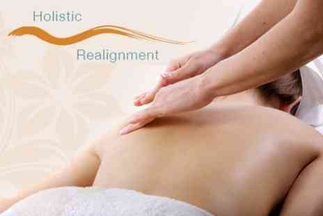 Holistic Realignment - Sports Therapy Massage and Tissue Manipulation With Rehabilitation Exercises - Save 60%