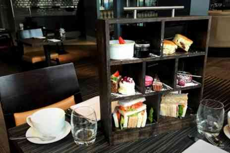 Crowne Plaza Chester - Afternoon Tea with Optional Glass of Prosecco for Two or Four - Save 44%