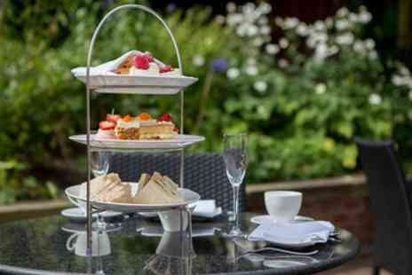 La Belle Epoque - Prosecco or Champagne Afternoon Tea for Two - Save 50%