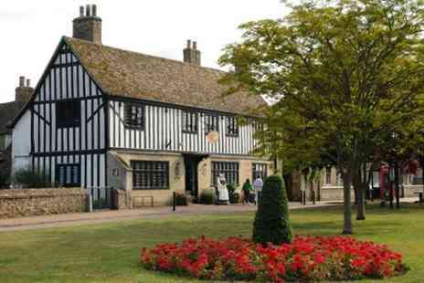 Oliver Cromwells House - Admission to Oliver Cromwells House - Save 0%