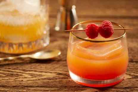 Parliament Bar and Kitchen - Four or Eight Cocktails - Save 44%
