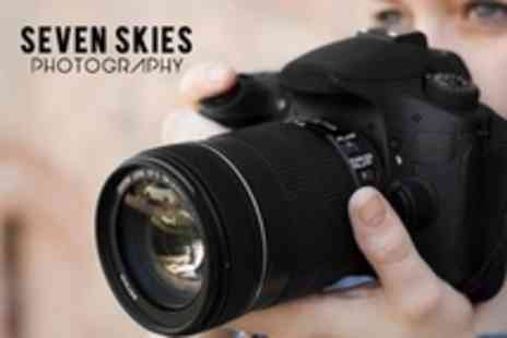 Seven Skies Photography - Six Hour Photography Class For Two With Buffet Lunch - Save 78%