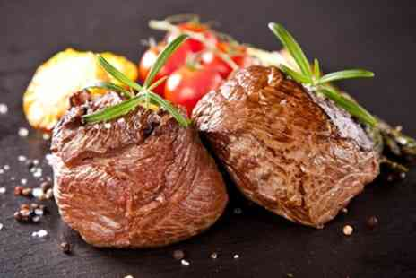 Boisdale of Canary Wharf - Chateaubriand with Chips, Side and Optional Glass of Champagne for Two - Save 54%