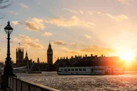 Viscount Cruises - Adult, Child or Senior Ticket for a Two Hour Thames Sunday Evening Cruise - Save 0%