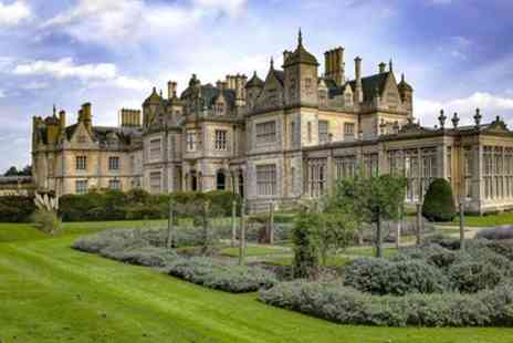 Best Western Stoke Rochford Hall - Traditional or Sparkling Afternoon Tea for Two or Four - Save 37%