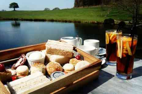 Shrigley Hall Hotel - Prosecco or Gin and Tonic Afternoon Tea for Two or Four - Save 37%