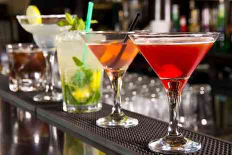 Meanwhile Cocktail & Tapas Bar - Choice of Four Cocktails to Share for Two - Save 62%