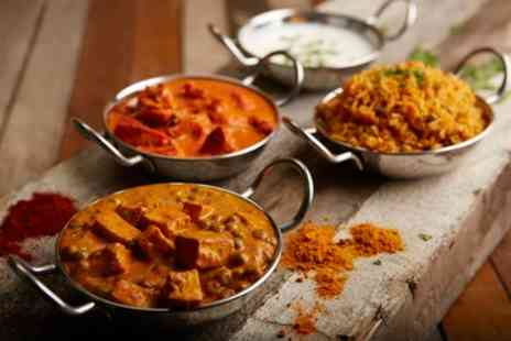 Rasika Restaurant - Two Course Indian Meal for Two or Four - Save 38%
