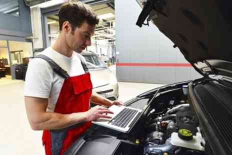 BVS Mechanics - Full Car Diagnostic Plug In with Fault Report and Code Reset - Save 76%