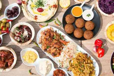 Marmaris Restaurant - 6 Meze for One, 12 Meze for Two or 24 Meze for Four with Turkish Tea - Save 60%