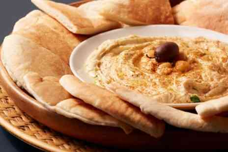 Baroushka - Five Meze to Share for Two or Ten to Share for Four - Save 48%