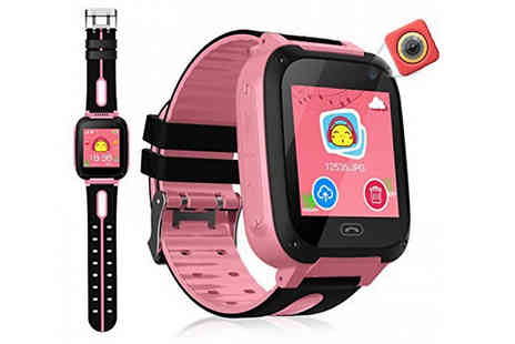 Good2items - Kids Smartwatch With Gps Tracker Choose Three Colours - Save 81%