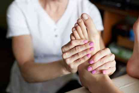 Addiction Beauty Salon - Reflexology with Back, Neck and Shoulder or Indian Head Massage - Save 59%