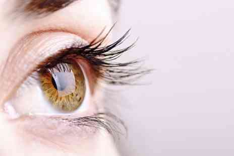 Beauty and Scissors - Classic, Dramatic or Russian Eyelash Extensions - Save 31%