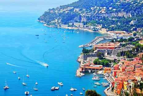 Hotel Gray D Albion Barriere - Four Star Glamorous French Riviera Escape for two - Save 48%