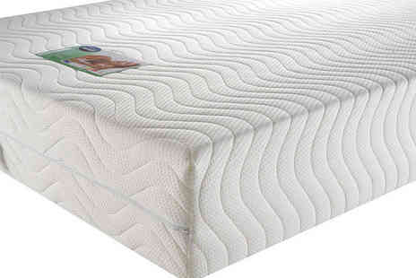TruSleep - Ortho T1700 memory foam mattress choose from six sizes - Save 82%