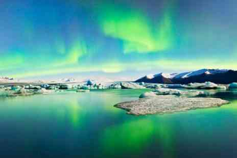 Via Holiday - Four star 2 to 5 Nights at Choice of Hotels with Northern Lights Tour, Return Flights and Option for Other Tours - Save 0%