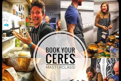 Ceres Coffee - Ceres Chef Masterclass - Save 0%