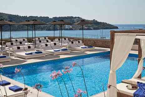 Skiathos Luxury Living - Four Star Spectacular Sea Front Complex for two - Save 54%