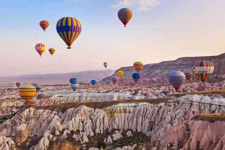 The Marvels of Turkey Tour - Five Star Enchanting Istanbul and Lunar Landscapes - Save 0%