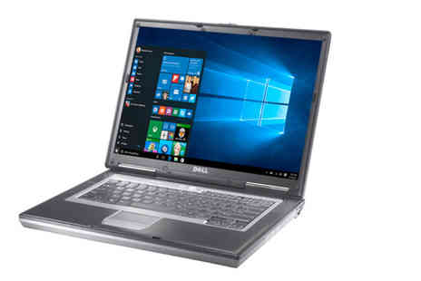 The IT Refurbisher - Refurbished Dell Latitude D630 laptop - Save 80%