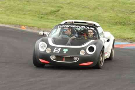 Supercardrive UK - Porsche, One Supercar or Two Supercars and One Sports Car Kids Driving Experience - Save 58%