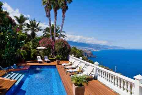 Jardin de la Paz - Four Star Family Owned Ocean View Paradise - Save 50%