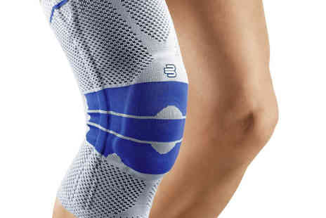 hey4beauty - Breathable knee compression sleeve - Save 73%
