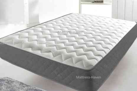 Dreamtouch Mattresses - Single, small double, double or king Dreams memory sprung mattress - Save 83%