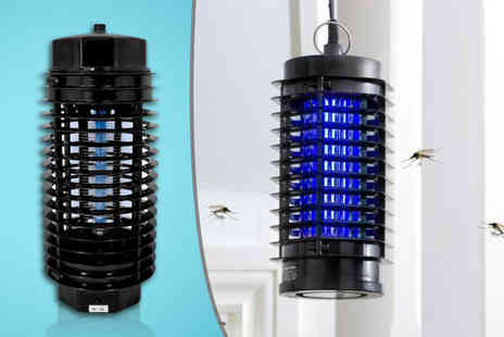 Direct2Public - Led bug zapper night lamp - Save 72%