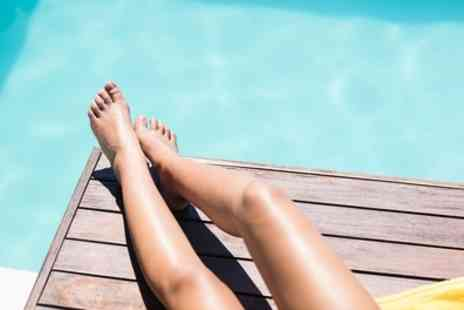 Barn It - Six Laser Hair Removal Sessions on Mini, Medium or Large Area - Save 80%